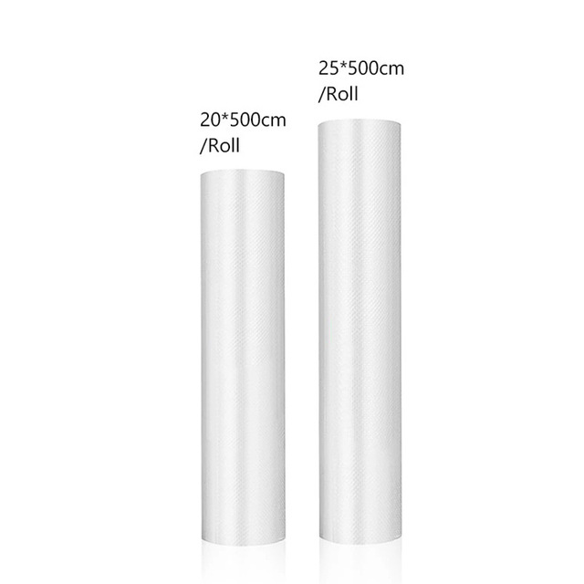 【20*500cm】真空封口机袋1卷+【25*500cm】真空封口机袋1卷K-OTHER3-20-25